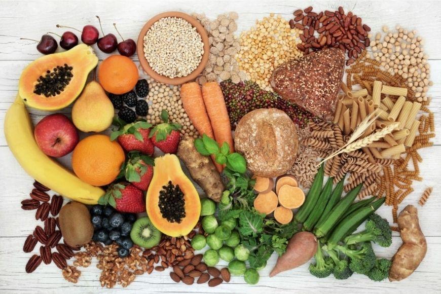 alimentos con fibra 1